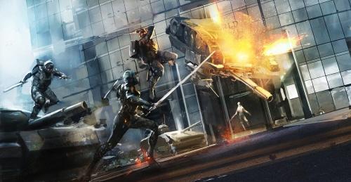 Metal Gear Rising 7