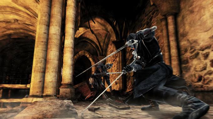 dark souls II gamescom 13