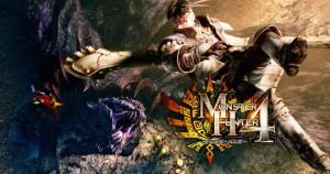 Monster Hunter 4 Artwork