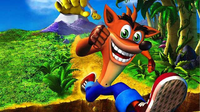 Crash podría volver a PlaystationCrash podría volver a Playstation