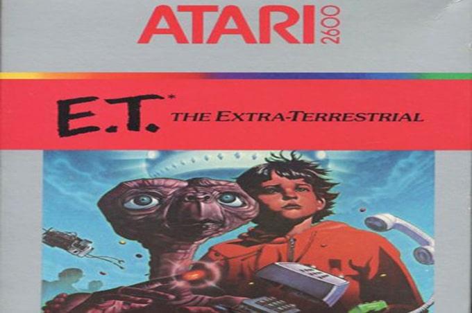 ET Atari Interior