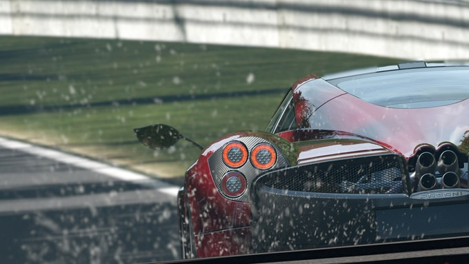Project CARS Interior