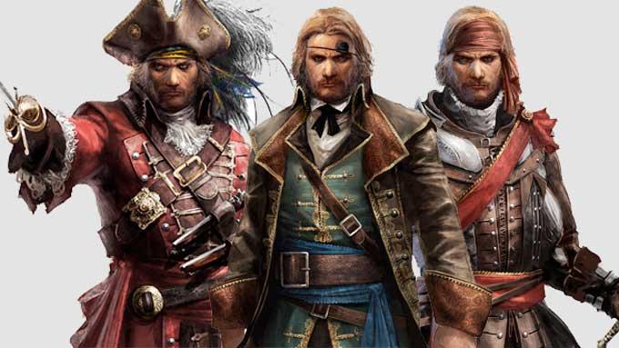 Assassin's Creed IV Illustrious Pirates