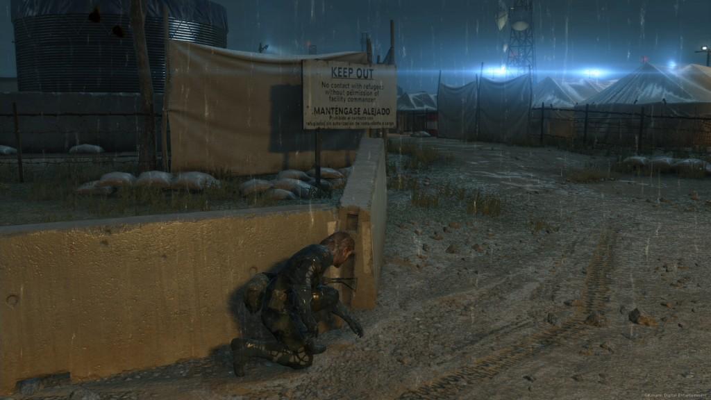 Ground Zeroes PS4