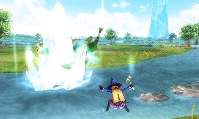 Final Fantasy Explorers - Análisis Nintendo 3DS