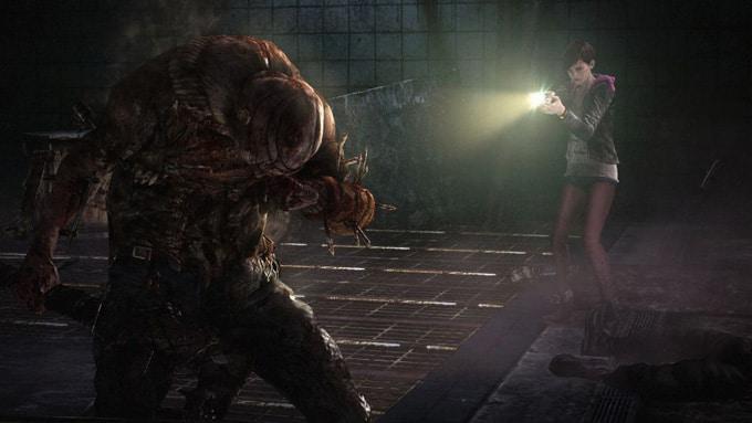Resident Evil Revelations 2 Interior 1