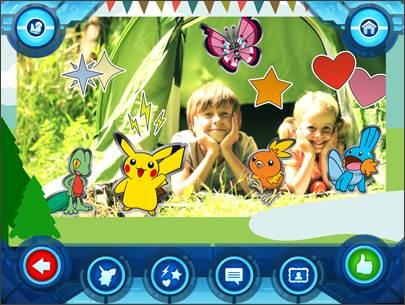 El Campamento Pokémon llega a iOS