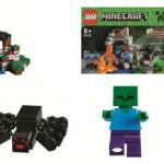 Minecraft LEGO Cueva