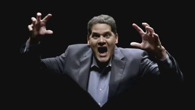 Nintendo Reggie