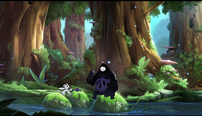 Ori and the Blind Forest Interior 2