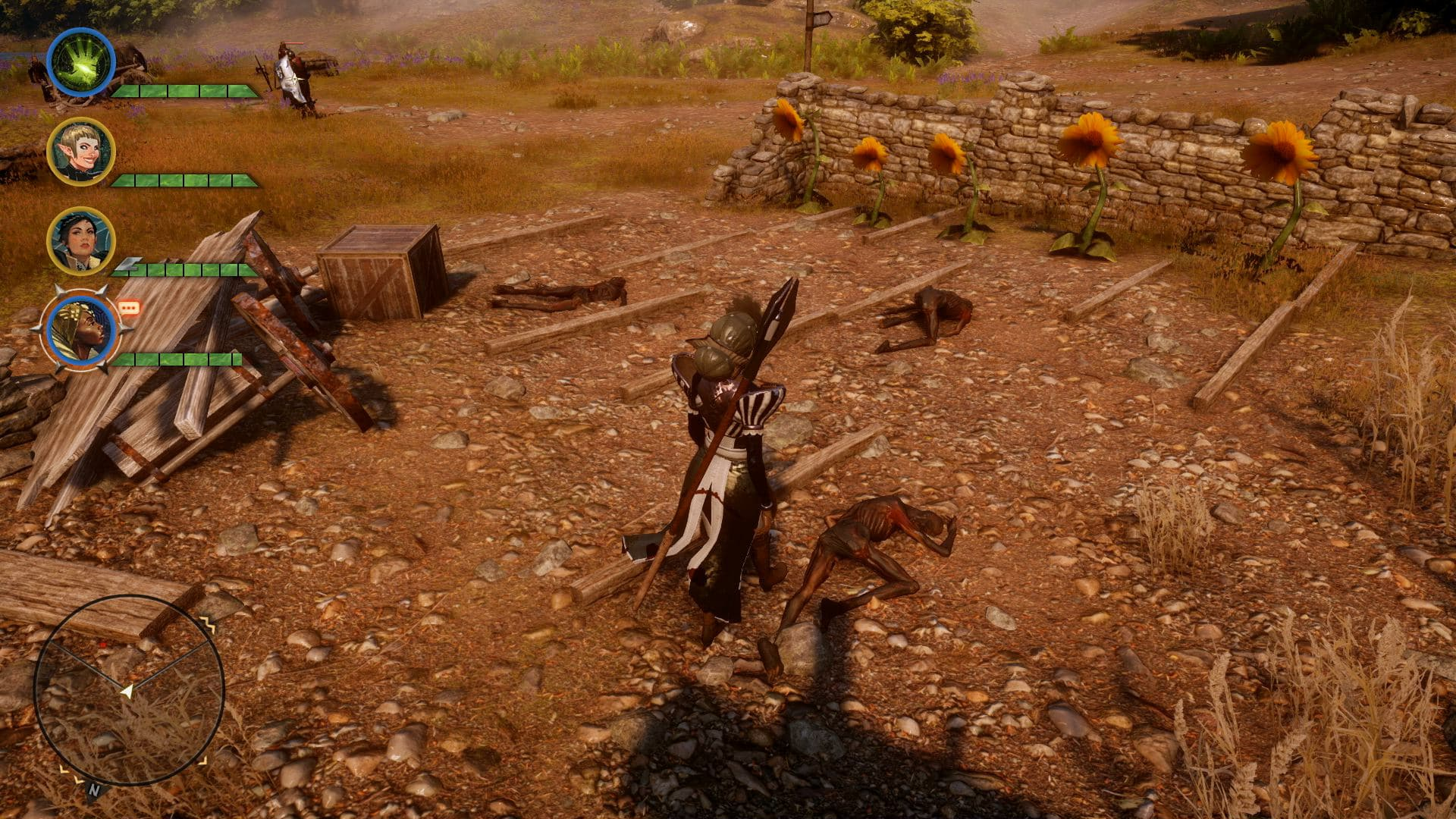 Dragon Age Inquisition incluye guiños a Mass Effect y a Plants vs. Zombies