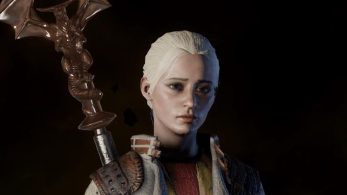 Crea a Daenerys Targaryen en Dragon Age: inquisition