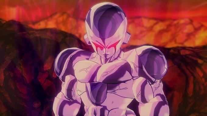 Dragon Ball Z Xenoverse Freezer