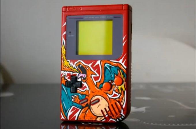 game boy pokemon