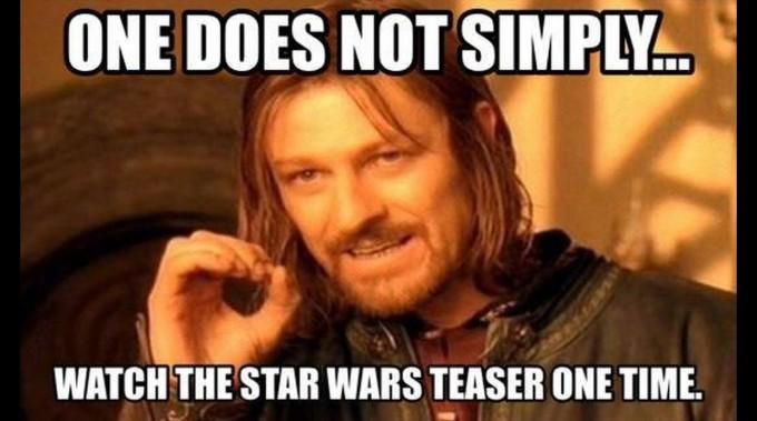 star wars teaser meme