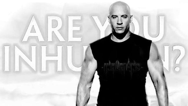 Vin Diesel quiere formar parte de Los Inhumanos y no lo disimula