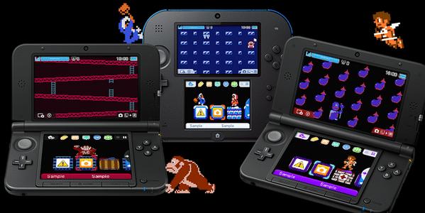 Nintendo 3DS recibe tres nuevos temas de NES este viernes