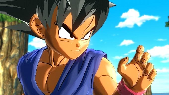 Dragon Ball Xenoverse Goku GT