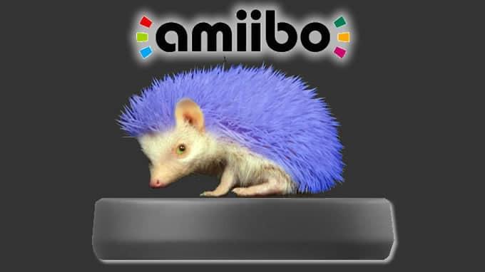 amiibo sonic humor