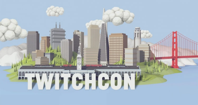 TwitchCon, la convención de Twitch para 2015