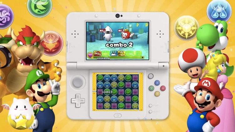 Puzzle & Dragons: Super Mario Bros. Edition llega el 22 de mayo a Nintendo 3DS