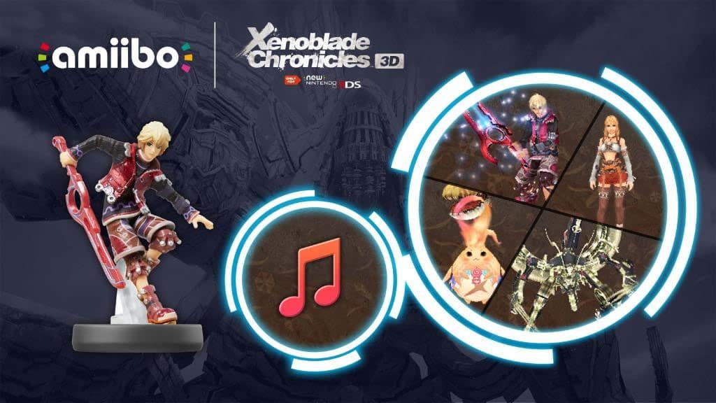 xenoblade chornicles 3d amiibo
