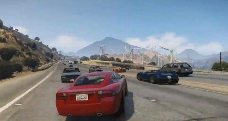 GTA Online no recibirá más contenido en PS3 y Xbox 360