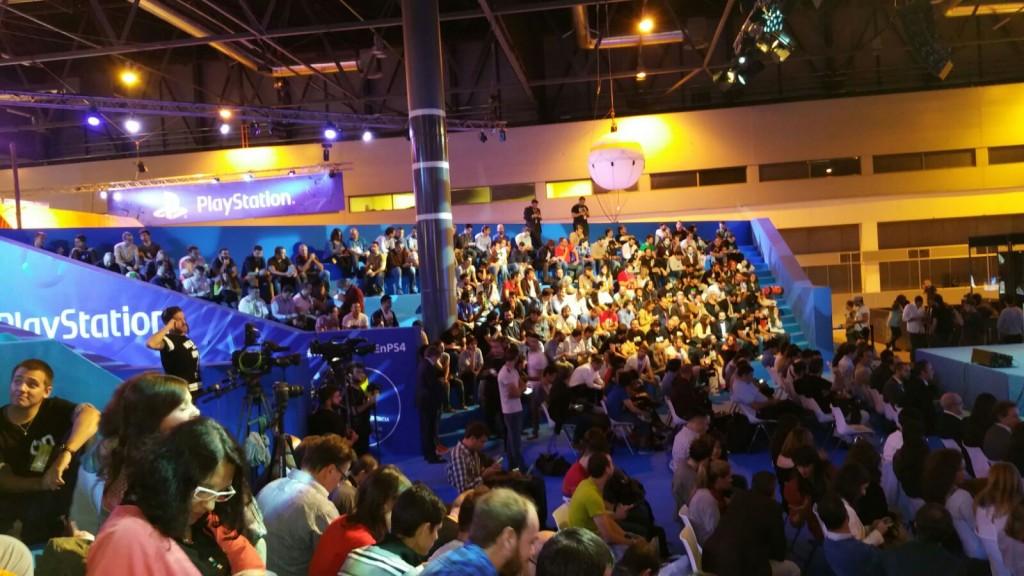 Madrid Games Week PlayStation (2)
