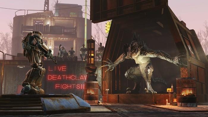 Fallout 4 DLC Wasteland