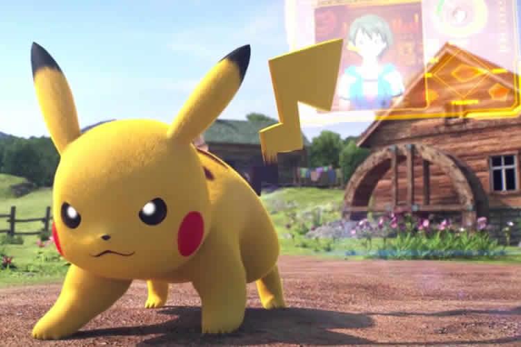 Pokkén Tournament tiene a Pikachu de protagonista en su opening