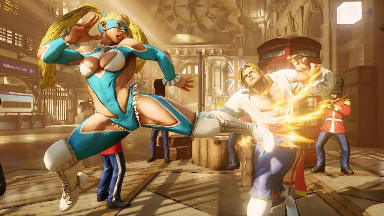 Street FIghter V tiene casi todos sus problemas solucionados según Capcom