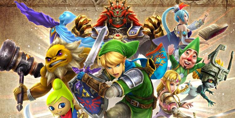 Hyrule Warriors Legends detalla sus DLCs y pase de temporada