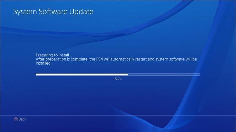 PlayStation 4 da detalles sobre su próxima actualización de firmware