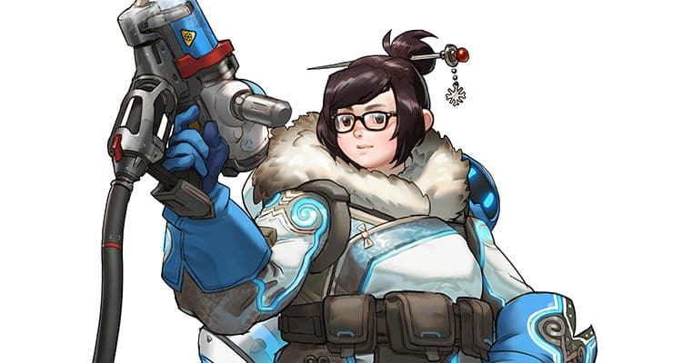 Overwatch 10 Mei Artwork