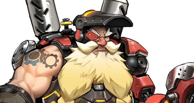 Overwatch 11 Torbjörn Artwork