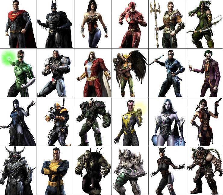 Rumor - Injustice: Gods Among Us 2 en desarrollo para marzo de 2017