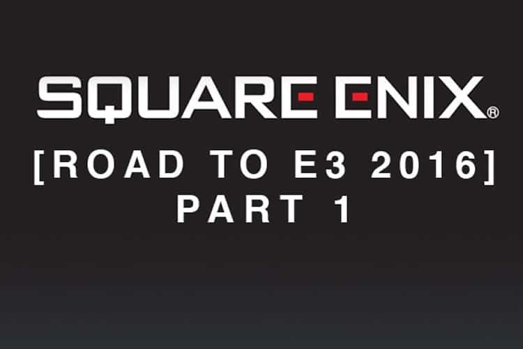 square enix pre e3