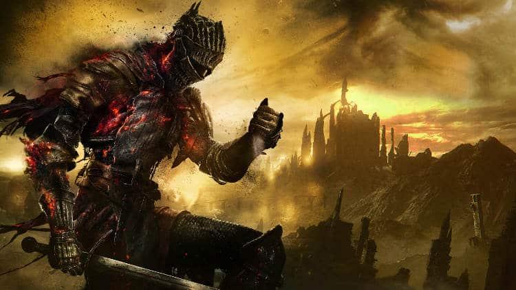 Dark Souls 3 superado por un jugador que juega con los pies