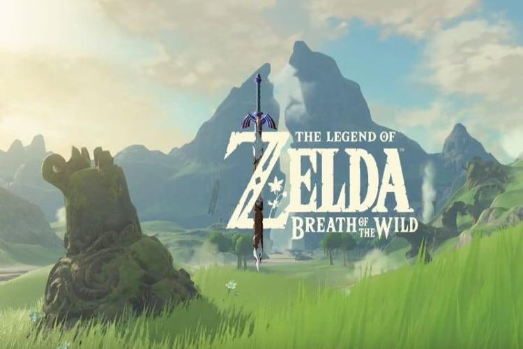 zelda breath of the wild trailer e3 2016