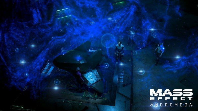 Mass Effect Andromeda anuncio noviembre