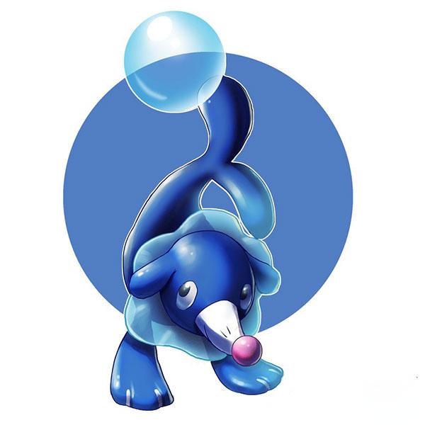 top pokemon iniciales tipo agua
