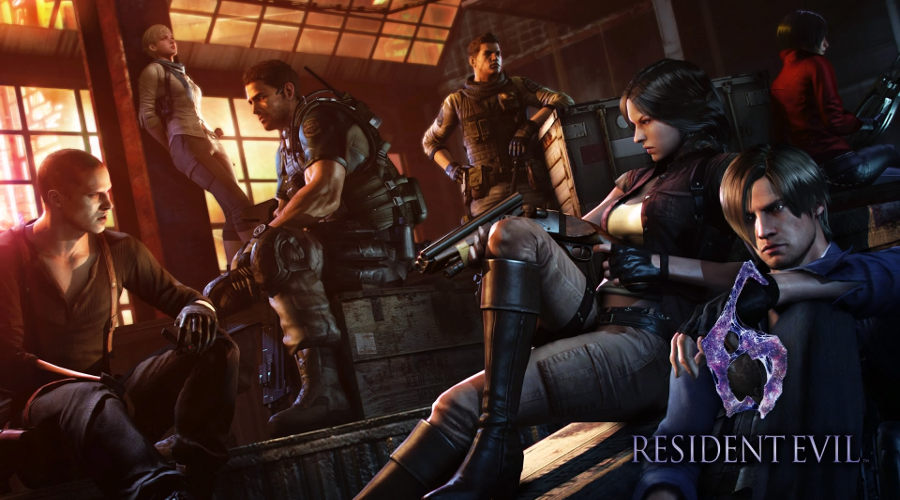 Resident Evil 6 remaster