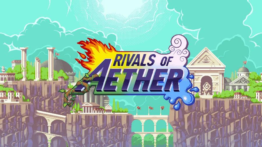 Rivals of Aether, el primo de Smash Bros, ya tiene fecha de lanzamiento para PC