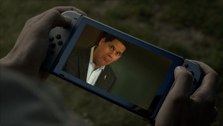 Reggie Fils-Aime da nueva información sobre Nintendo Switch en una entrevista