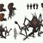 Bloodborne, un paseo por su bonito libro de arte