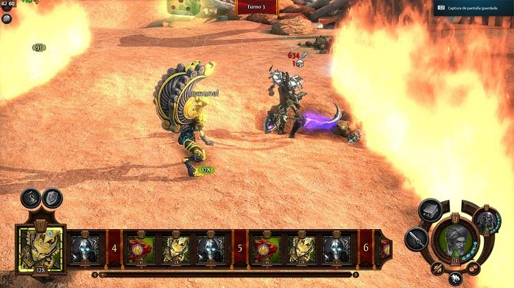 Condenados al Olvido - Might & Magic: Heroes VII