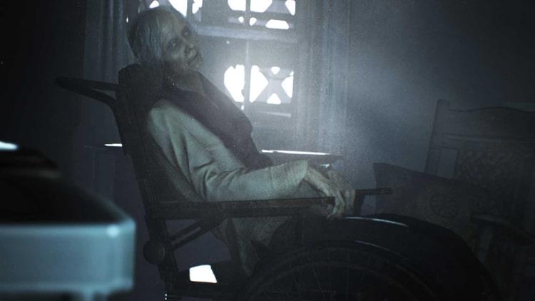 Resident Evil 7 Chris Redfield DLC