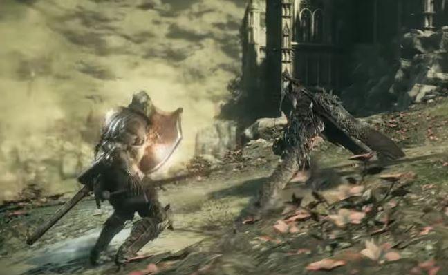 Trailer de lanzamiento de Dark Souls 3 La Ciudad Anillada