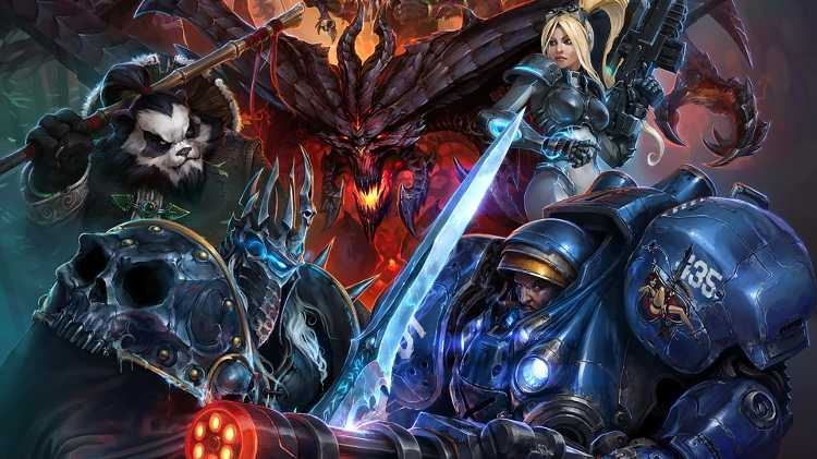 parche 2.0 de Heroes of the Storm