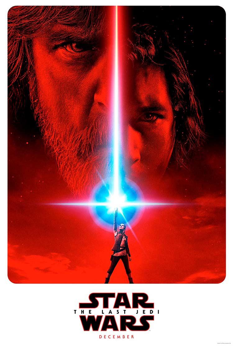 Nuevo póster de Star Wars:: Los últimos Jedi